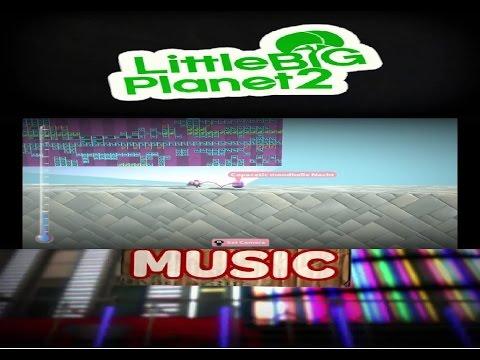 LittleBigPlanet 2 Music Sequencer [Song] - Copacetic mondhelle Nacht -
