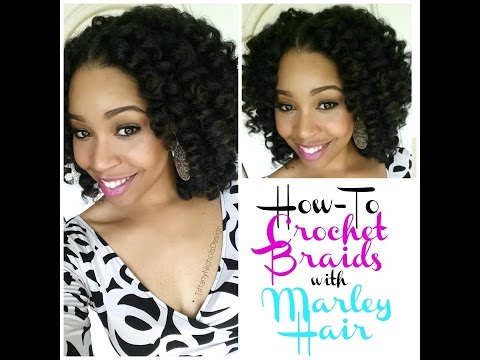 #62. How To: Crochet Braids w/ Marley Hair