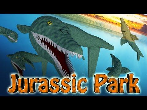 Minecraft Dinosaurs Jurassic Craft Modded Survival Ep 34 PLESIOSAUR CAGE