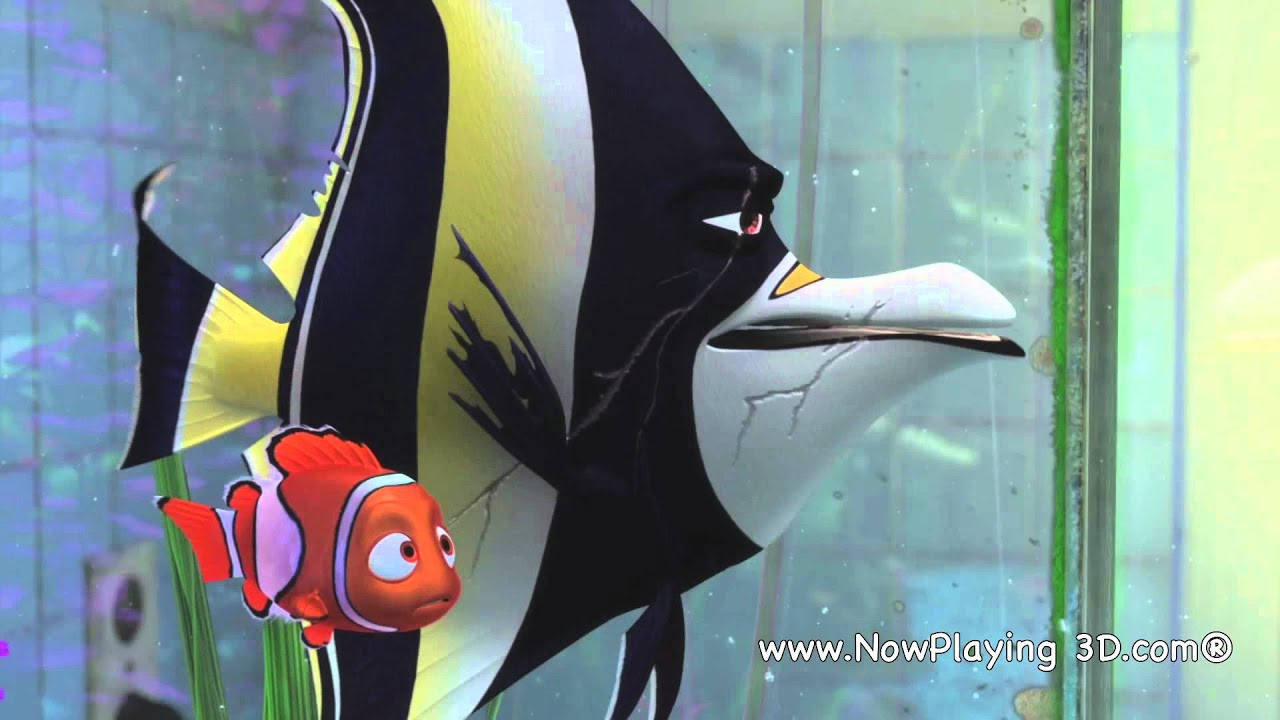 Finding Nemo Gill And Nemo Finding Nemo 3D Gil and NemoGill From Finding Nemo