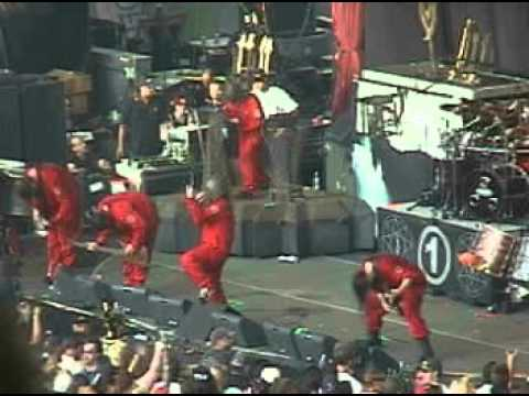 Slipknot- The Heretic Anthem (Live Ozzfest 2001)
