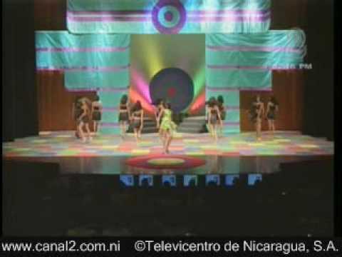 Scharlette Allen: Miss Nicaragua 2010