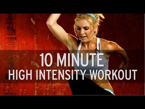 XHIT: 10 Minute High Intensity Workout