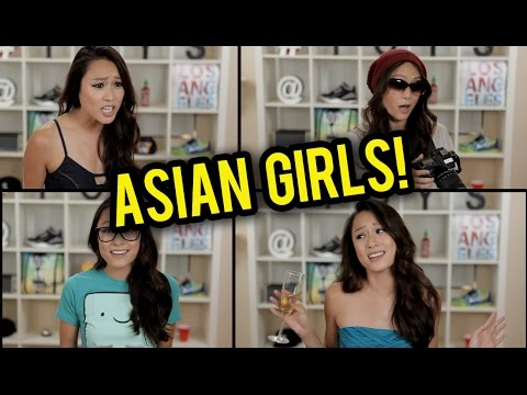 18 Types Of Asian Girls video