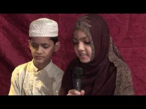 Ya Taiba (beautiful Arabic Naat) By Syeda Hafsa video