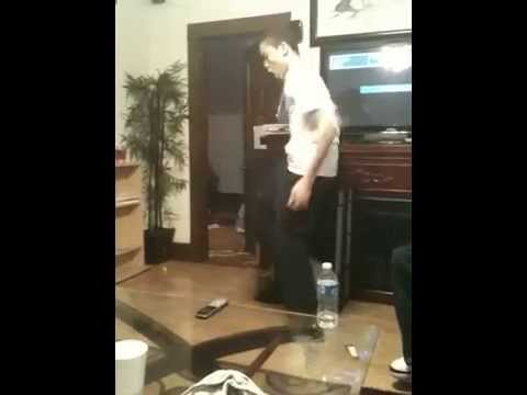 14 year old dancing Video