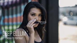 Deep Ellum 【Cinematic Portrait】Sony A7III // Dallas, TX