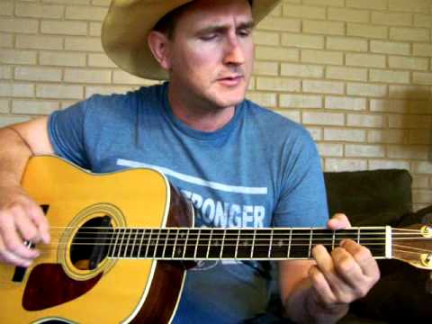 Sing Me Back Home Merle Haggard cover video Jesse Allen