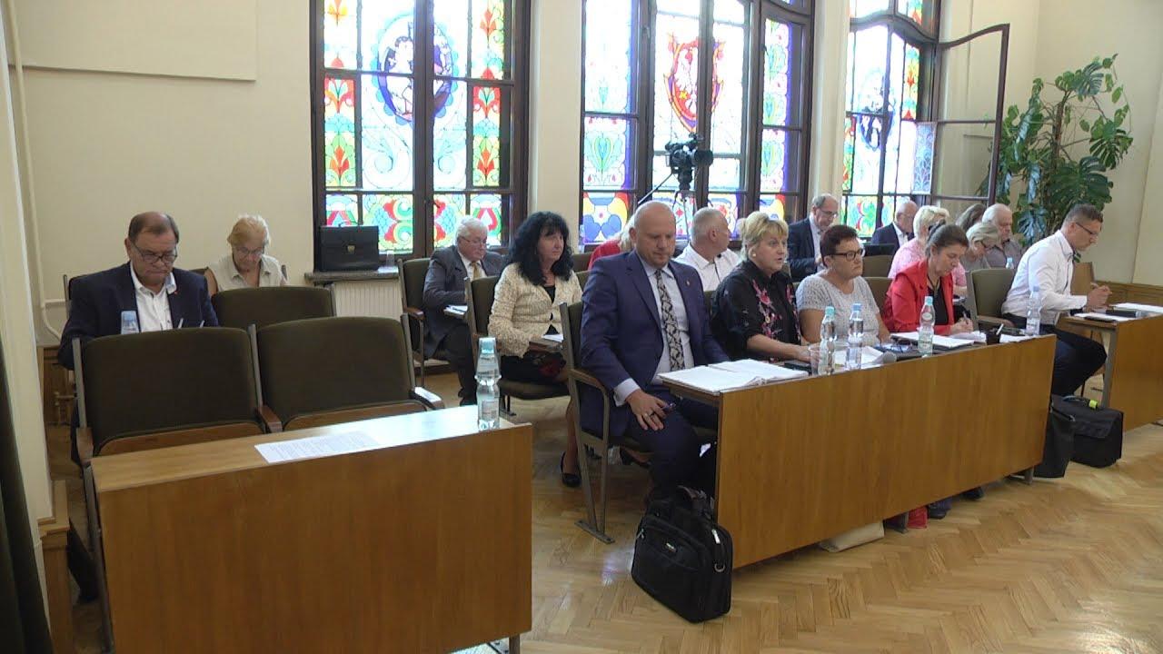 XXXIX sesja Rady Miejskiej, część  I