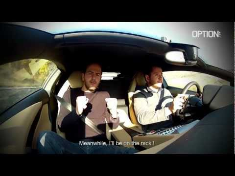 First Drive Lamborghini Aventador LP 700-4 (Option Auto)