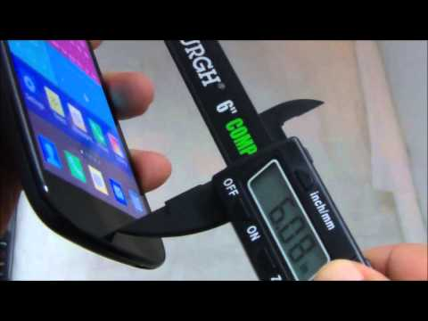 Straight Talk Alcatel OneTouch Pop Mega LTE Review