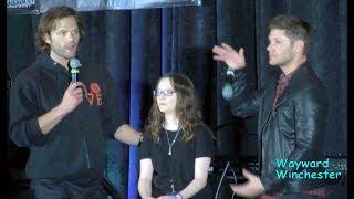 Jensen Ackles ROASTING Fans