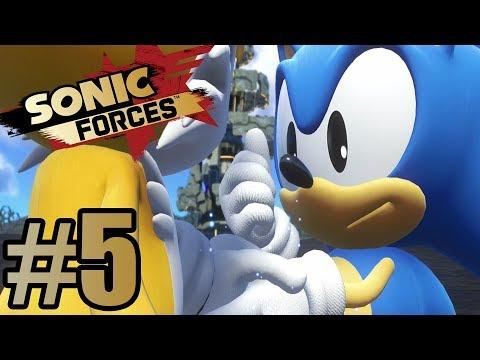 Sonic Forces ENDING & Final Boss -  Gameplay Walkthrough Part 5