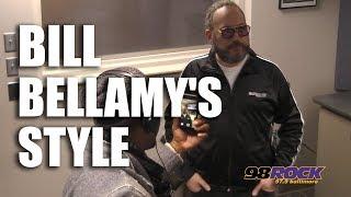 Josh Tries On Bill Bellamy's Shades