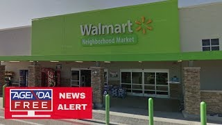 Man With Rifle Arrested at Walmart Market - LIVE COVERAGE