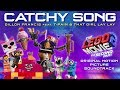 The LEGO Movie 2 Catchy Song Dillon Francis Feat T Pain And That Girl Lay Lay mp3