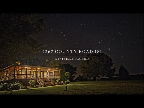 2267 County Rd. 181 - Idyllic Getaway on 65 Acres - Northwest Florida