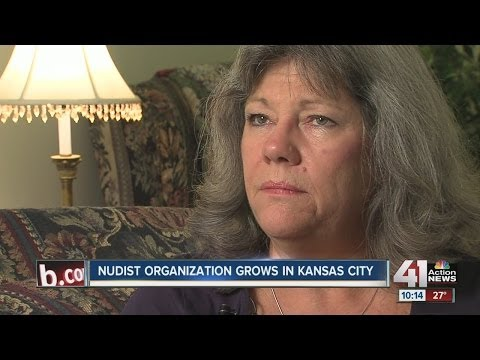 Kansas City Nudist Group Helping People Become More Comfortable With Themselves By Shedding Layers video
