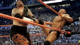 Batista Vs Umaga WWE Wrestlemania 24 Full Macth