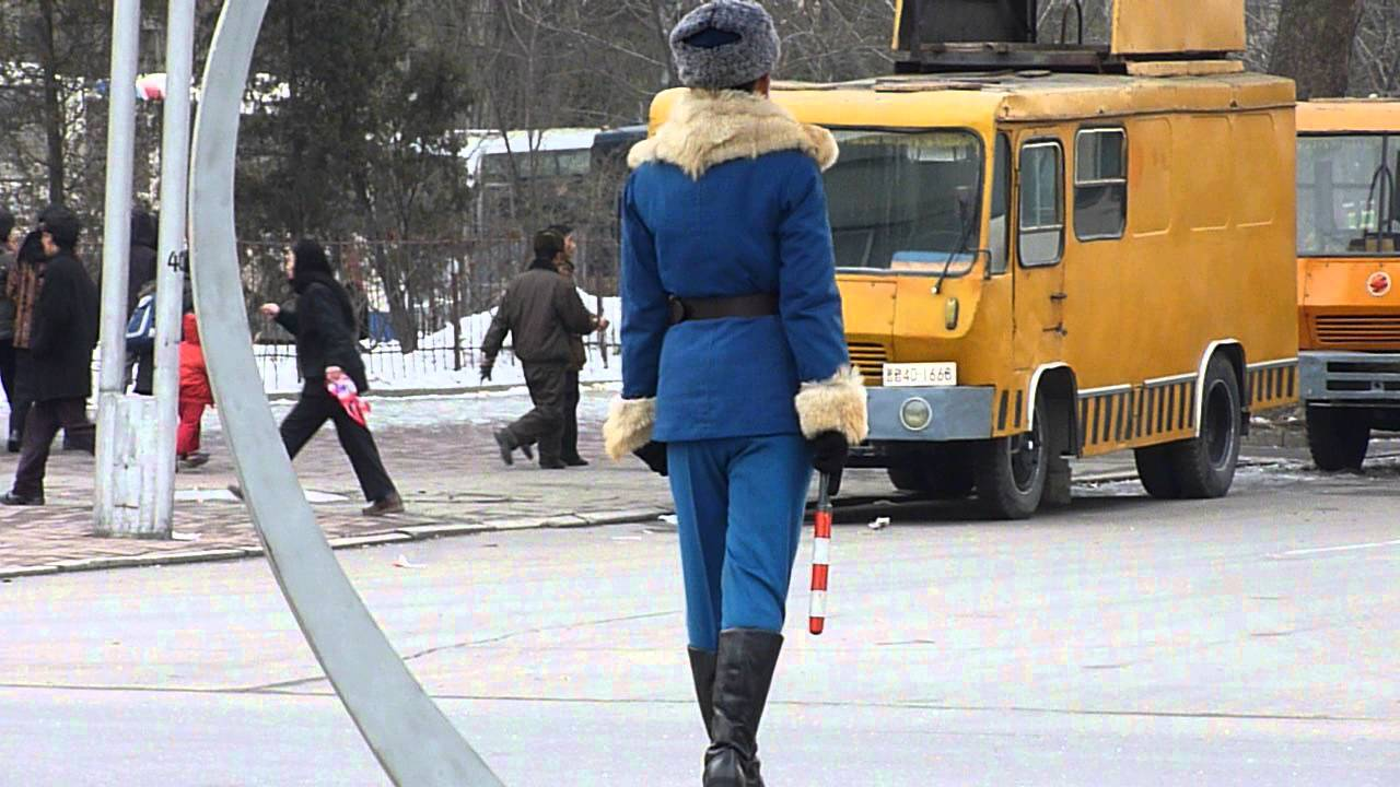 North Korean Traffic Girls | www.imgkid.com - 116.9KB