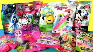 Blind Bags Collection Powerpuff Girls, Splashlings, Sanrio Hello Kitty, TROLLS, Shopkins by FUNTOYS