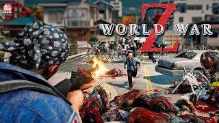 WORLD WAR Z - TOKYO, JAPÃO COMPLETO! || CO-OP ft. HAGAZO