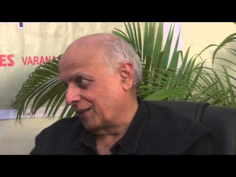 Interview of Mr. Mahesh Bhatt during...