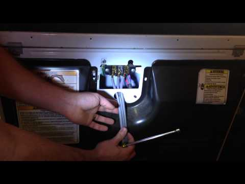 how to change burner on frigidaire glass top stove