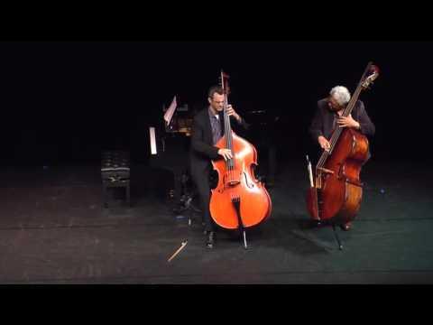 StellaByStarlight Bass Duo- Scott Pingel/Rufus Reid