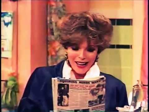 Roseanne interviews Joan Collins (1998)