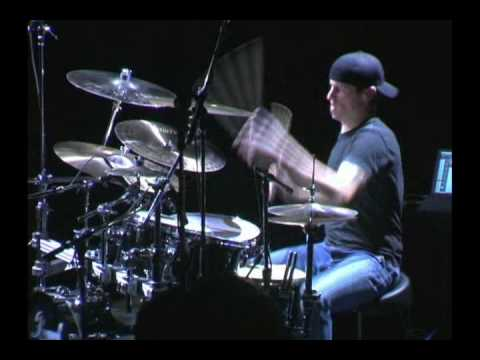 Daniel Adair Drum Solo (Dave Martone Live DVD)