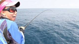 7Seas Light Jigging Family Trip @Pattaya 25-01-12 Vol.1