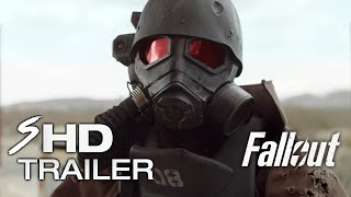 FALLOUT Movie Teaser Trailer Concept - Ryan Gosling, Felicity Jones ? Bethesda Movie (Fan Made)