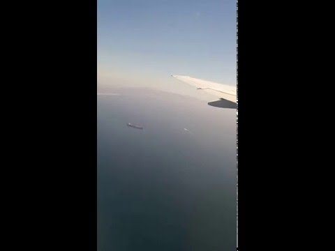 El Al 777-200, takeoff from Los Angeles.