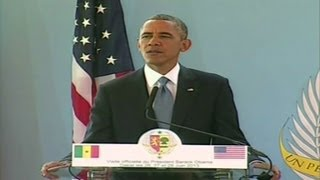 Obama: Mandela is a hero for the world