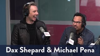 Dax Shepard and Michael Pena on their Wives and Families | KiddNation (3/3)