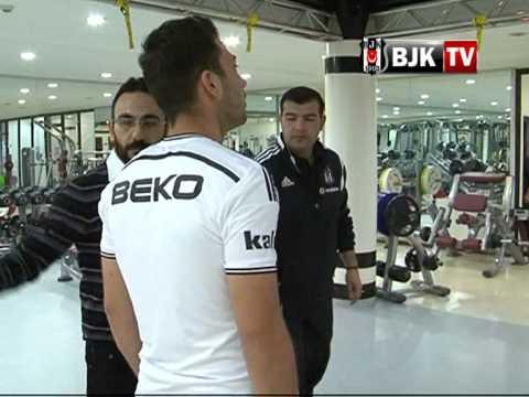 TOLGAY ARSLAN, NEVZAT DEMİR TESİSLERİ'Nİ GEZDİ