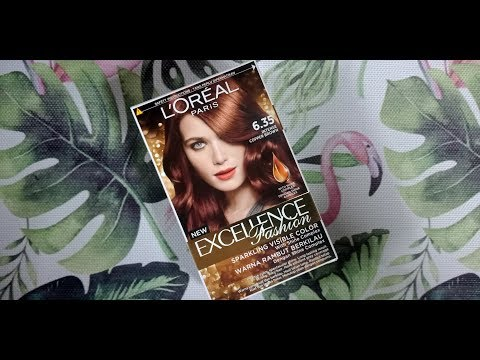 Loreal Paris Hair Color Review