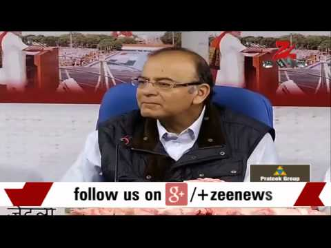 Govt needs evidence to act, not just names: Jaitley on black money