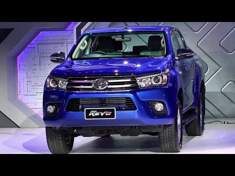 2015 Toyota Hilux Revo World Premier : เปิดตัว โตโยต้า ไฮลักซ์ รีโว ใหม่ ครั้งแรกของโลก
