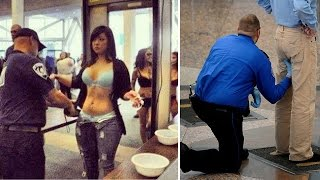 10 Insane Things Smuggled Through Airport Security