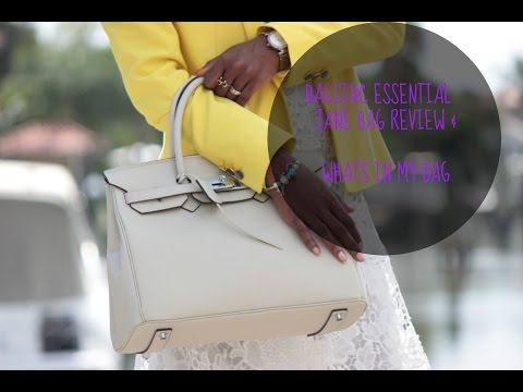 Baginc Essential Jane Bag Review + Whats in My Purse