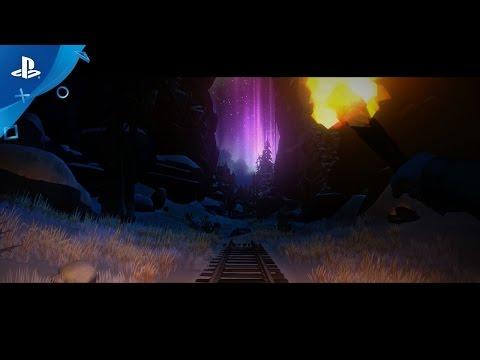 The Long Dark - Launch Teaser Trailer | PS4