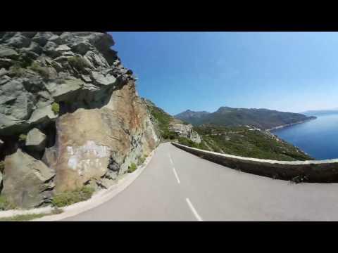 Korsika - Downtown