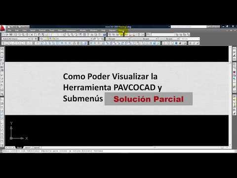Solución Parcial Aplicación PAVCOCAD