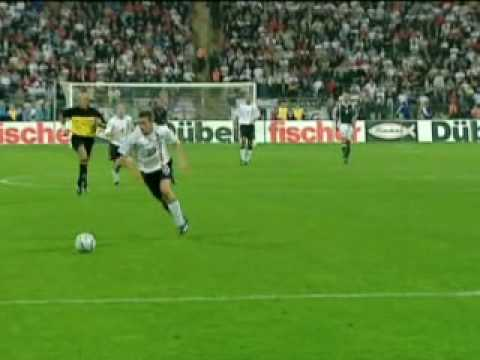 Germany 1 England 5 : Goal Frenzy