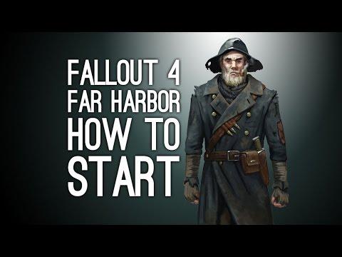 Fallout 4 DLC Far Harbor: How to Start Far Harbor DLC in Fallout 4