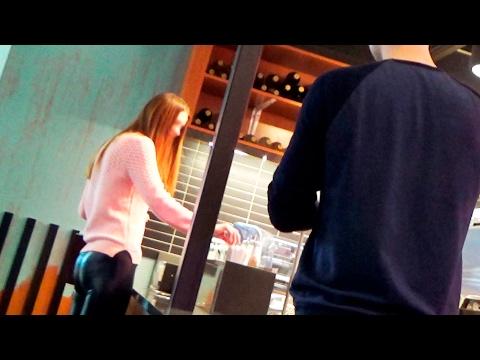Знакомство и свидание в Starbucks. Давид Багдасарян