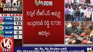 Congress Leader Konda Surekha Speaks On Telangana Assembly Election Results 2018