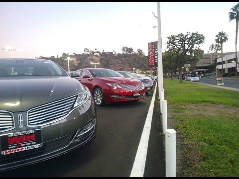 2015 Lincoln Car Dealership Buy MKC MKT MKX Video Whitt USA San Diego #throughglass